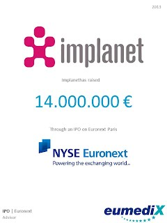 Implanet IPO
