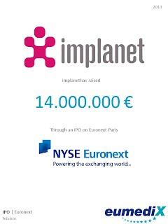 Implanet IPO